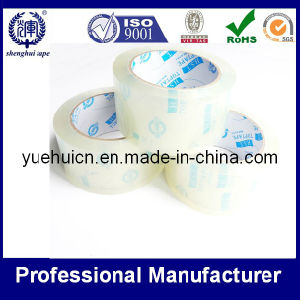 with Customers′ Logos Crystal Clear Adhesive Tape pictures & photos