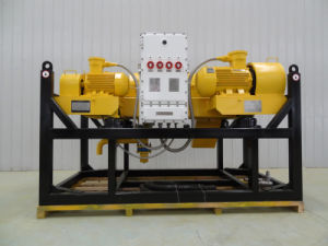 High Speed Decanter Centrifuge for Drilling Mud Process pictures & photos