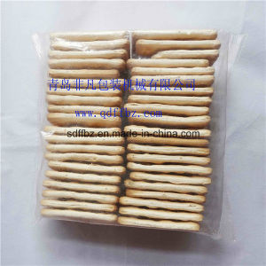 Multi-Row Biscuit Trayless Flow Packaging Machine pictures & photos