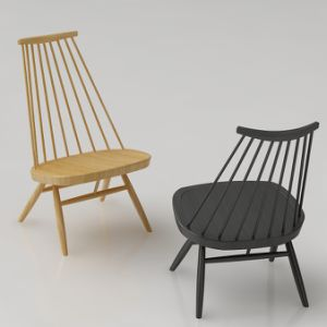 Modern Wooden Lounge Chair by Artek pictures & photos