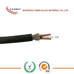 Black thermocouple cable JX 2*1.0mm with PVC insulation pictures & photos