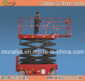 6m Lifting Height Self-Propelled Scissor Lift pictures & photos