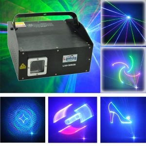 1W RGB 3D Animation Laser Light pictures & photos