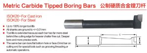 High Quality Boring Bar/Carbide Brazed Tool pictures & photos