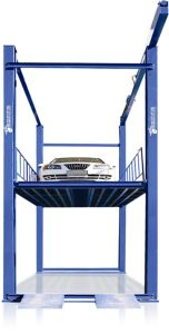 Floor Car Lift
