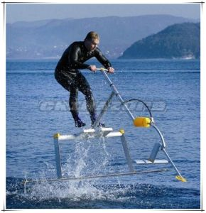 Newest High Quality FRP Waterbird Aqua Bike, Funny Sea Scooter pictures & photos