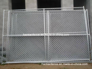 Chain Link Panels/Temporary Fence Panels/Construction Chain Link Fence pictures & photos
