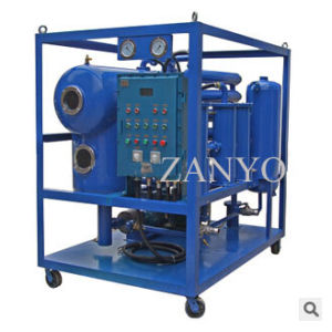 Zys Single Stage Vacuum Insulation Oil Purifier pictures & photos