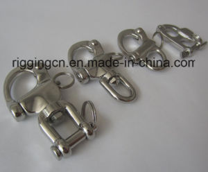 Rigging Hardware Round Head Stainless Steel Swivel Snap Shackle pictures & photos