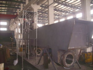 Steel Structure Fabrication Crane Parts (Brace) pictures & photos