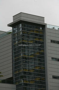 12mm Clear Low-E Tempered/Toughened Glass for Curtain Wall pictures & photos