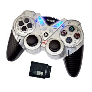 Wireless Gamepad for PC+PS2+PS3 (STK-WL2020PUP) pictures & photos