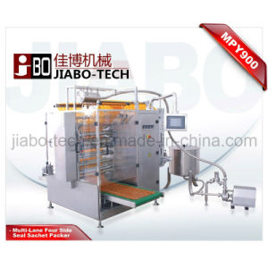 5-10 Lanes Vinegar & Oil Packaging Machine (MPY900) pictures & photos