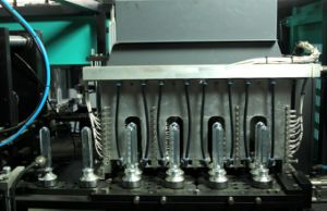 Full Automatic 6 Cavity Pet Bottle Blow Moulding Machine pictures & photos