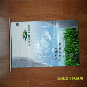 Hot Sale and High Quality BOPP Laminated PP Woven Rice Bags pictures & photos