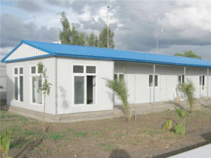 Good Design Steel Prefab Prefabricated House pictures & photos