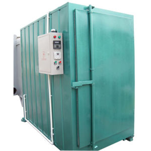 Powder Coating Curing Industrial Oven for Metal Items pictures & photos