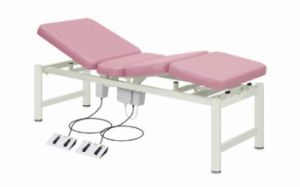 Deluxe Electric Examining Table with Fixed Bed Legs (XH-H-7) pictures & photos