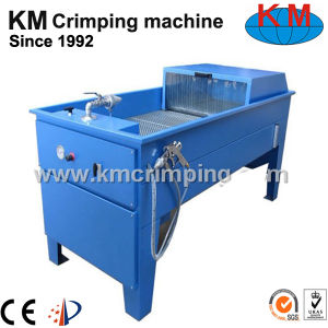 Hydraulic Hose Cleaning Machine (KM-200H) pictures & photos