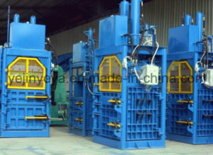 Fyd-15fz Factory Vertical Waste Paper Recycling Baler pictures & photos