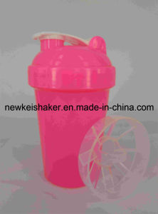 700ml Shaker Bottle with Plastic Wire Ball (XQ17700ML) pictures & photos