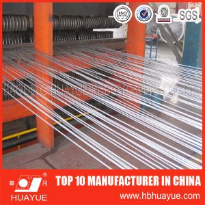 Tear and Abrasion Resistant Wire Rope Conveyor Belt pictures & photos