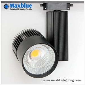 High CRI COB 30W LED Track Spot Light/LED Track Light/Track Lighting Fixture with Ce RoHS pictures & photos