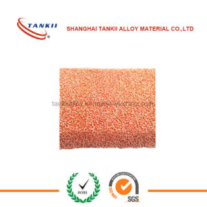 Porous Metal Foam Cu (open cell Copper foam 0.8mm*250mm) pictures & photos