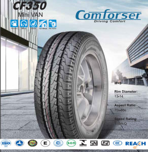 Competitive Price Tyres for Mini Van with High Quality pictures & photos