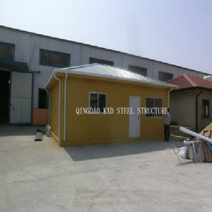 Light Weight Cement Sandwich Panel Prefabricated House pictures & photos