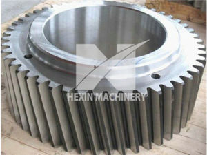 Open Die Forging Precise Machined Gear pictures & photos