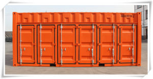 20ft 6side Open Doors of Storage Shipping Containeri pictures & photos