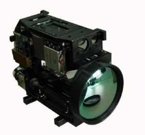Long Range Surveillance Mwir Cooled Infrared Thermal Camera with 600/137/22mm pictures & photos