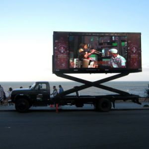P16 Outdoor LED Display Video Screen /Full Color pictures & photos