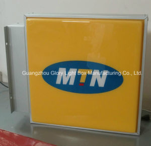 Outdoor Mtn Acrylic Sheet Light Box pictures & photos