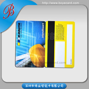 Practical High Resistance to Magnetic Stripe Cards pictures & photos