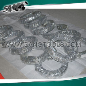 Diamond Wire Saw for Reinforced Concrete (SGW-RC) pictures & photos