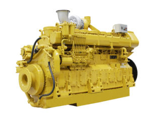 Jichai Marine Engine 8190zlcz 500~720kw pictures & photos