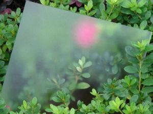 Deep Clear Acid Etched Glass for Room Decoration pictures & photos