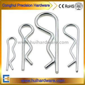Galvanized Steel Split Pins Cotter Pins R Pins pictures & photos
