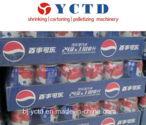 Drink Water PE Film Wrapping Machine (YCTD-YCD-6535Z) pictures & photos