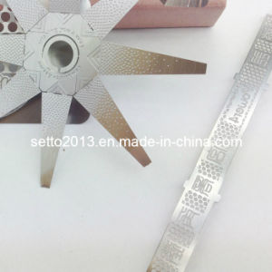 Steel Etching Crafts for Christmas Decoration