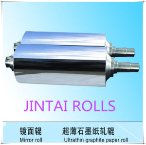 Nickel Chrome Molybdenum Alloy Mirror Roll for Paper Machine pictures & photos