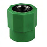 PPR Anti-Bacterial Fittings Female Threaded Coupling for Water Supply pictures & photos