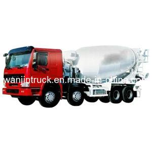 Hoka 6X4 336HP Zz5253gjbn3841c Concrete Mixer Truck pictures & photos
