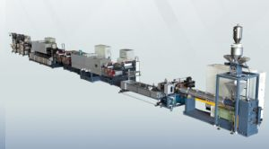 Fully Automatic PET Strapping Band Extrusion Production Line/Plastic Extruder Machine pictures & photos