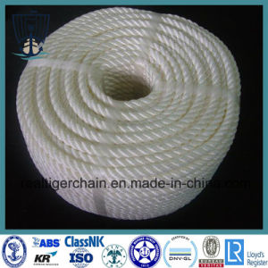 BV Approved 3/4 Strand Nylon Mooring Rope pictures & photos