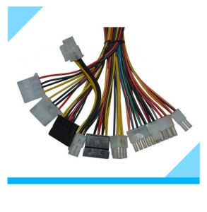 China Factory Custom Electric Wire Harness pictures & photos