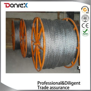 Electro Glavanized Steel Wire Rope From Chinese Factory pictures & photos