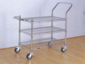 Transport Trolley Used to Transfer Materials